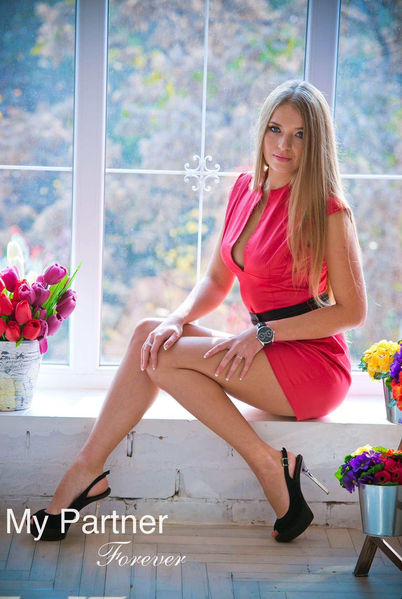 Dating Site to Meet Sexy Ukrainian Girl Nadezhda from Zaporozhye, Ukraine