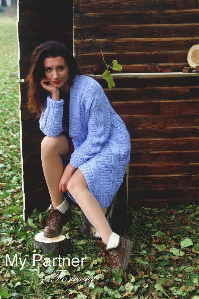 Dating Site to Meet Sexy Ukrainian Woman Anna from Vinnitsa, Ukraine