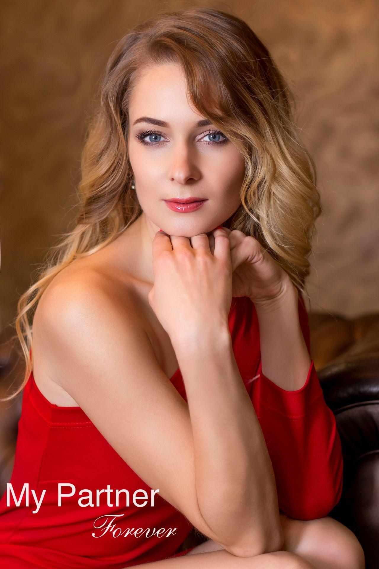 Dating Site to Meet Stunning Ukrainian Girl Elena from Dniepropetrovsk, Ukraine