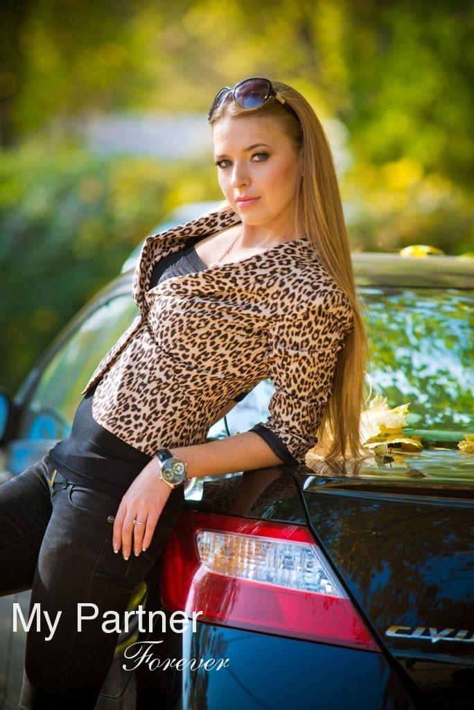 Dating Site to Meet Stunning Ukrainian Girl Nadezhda from Zaporozhye, Ukraine