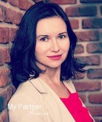 Dating Site to Meet Stunning Ukrainian Woman Evgeniya from Kiev, Ukraine