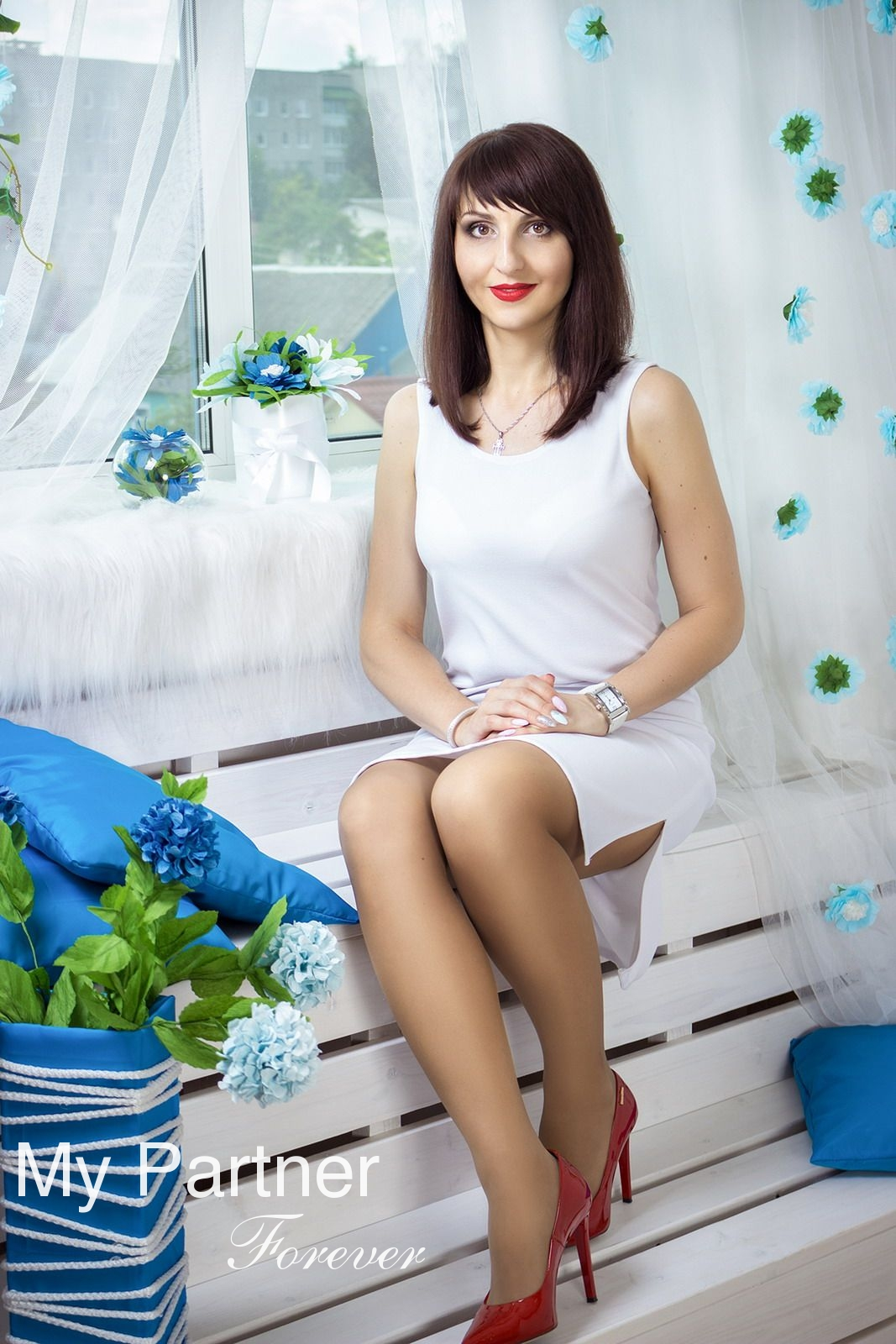 Dating with Beautiful Belarusian Lady Tatiyana from Grodno, Belarus