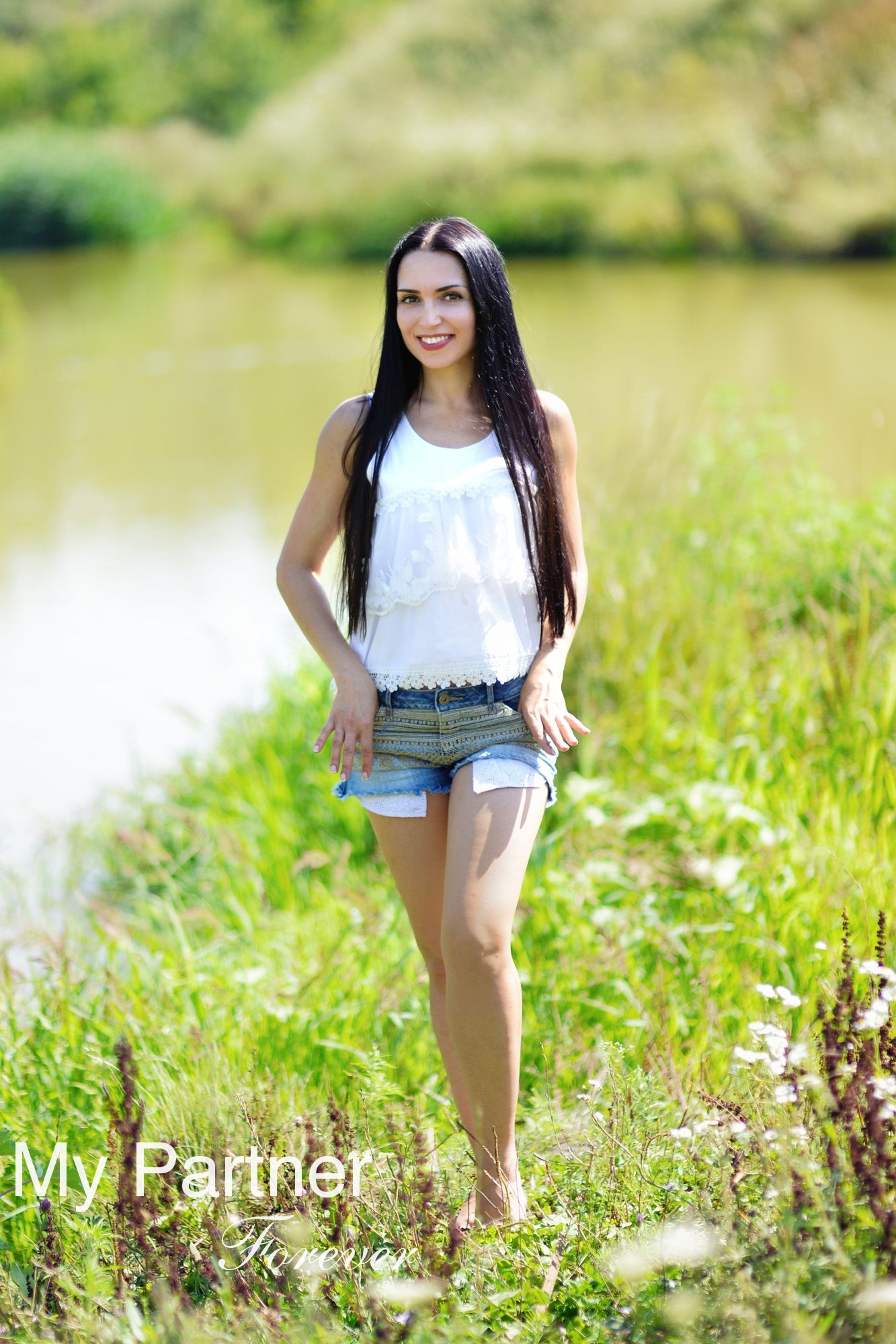 Dating with Beautiful Ukrainian Girl Elena from Kharkov, Ukraine