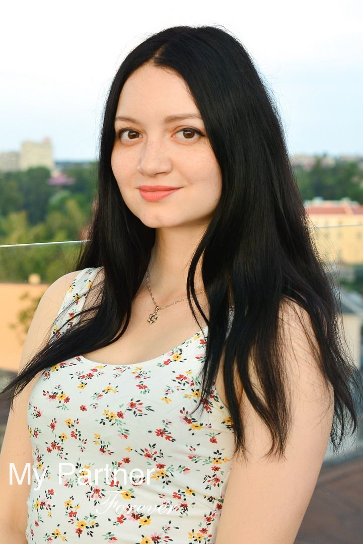 Dating with Charming Belarusian Lady Eleonora from Grodno, Belarus