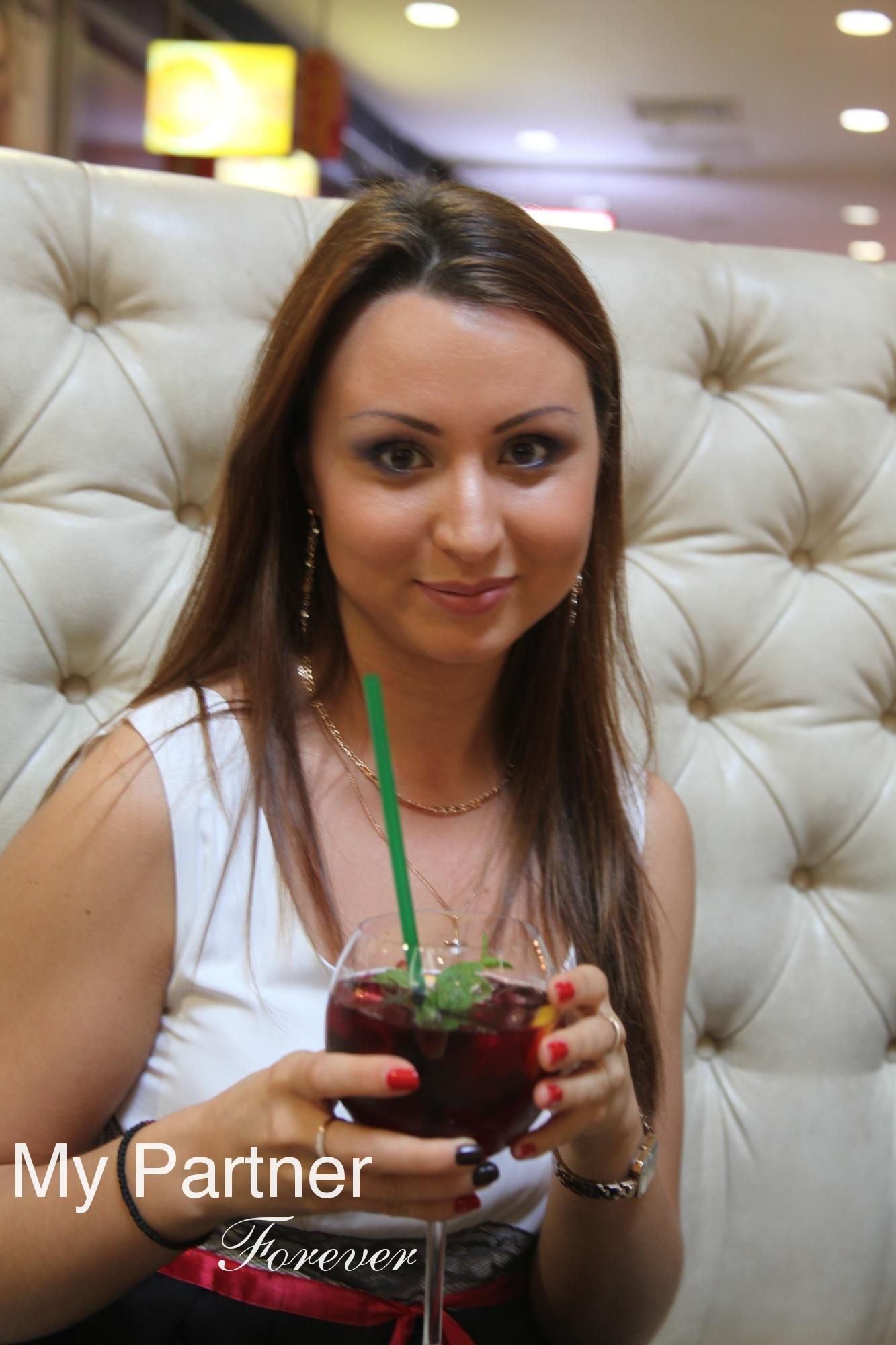 Dating with Charming Russian Girl Oksana from Moscow, Russia