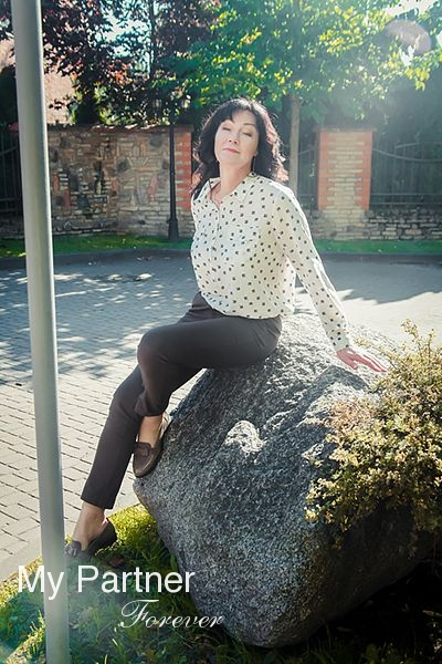 Dating with Charming Russian Lady Anna from Pskov, Russia