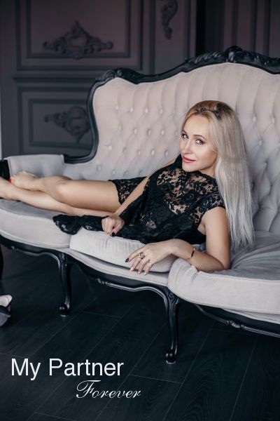 Dating with Charming Ukrainian Girl Oksana from Zaporozhye, Ukraine