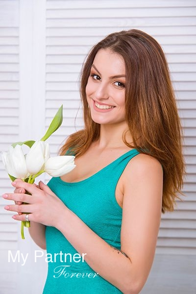 Dating with Charming Ukrainian Lady Margarita from Zaporozhye, Ukraine