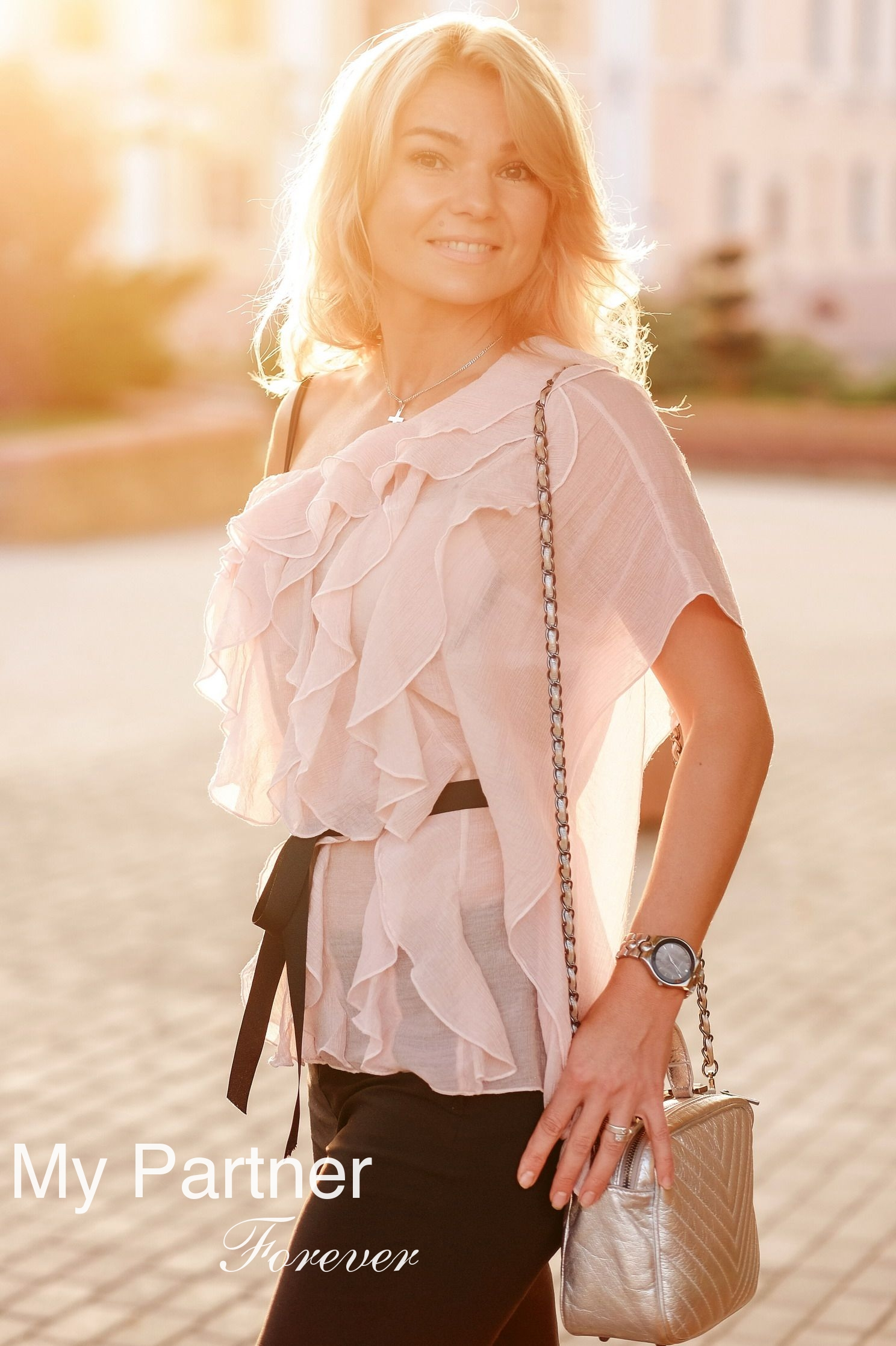 Dating with Gorgeous Belarusian Girl Olga from Grodno, Belarus