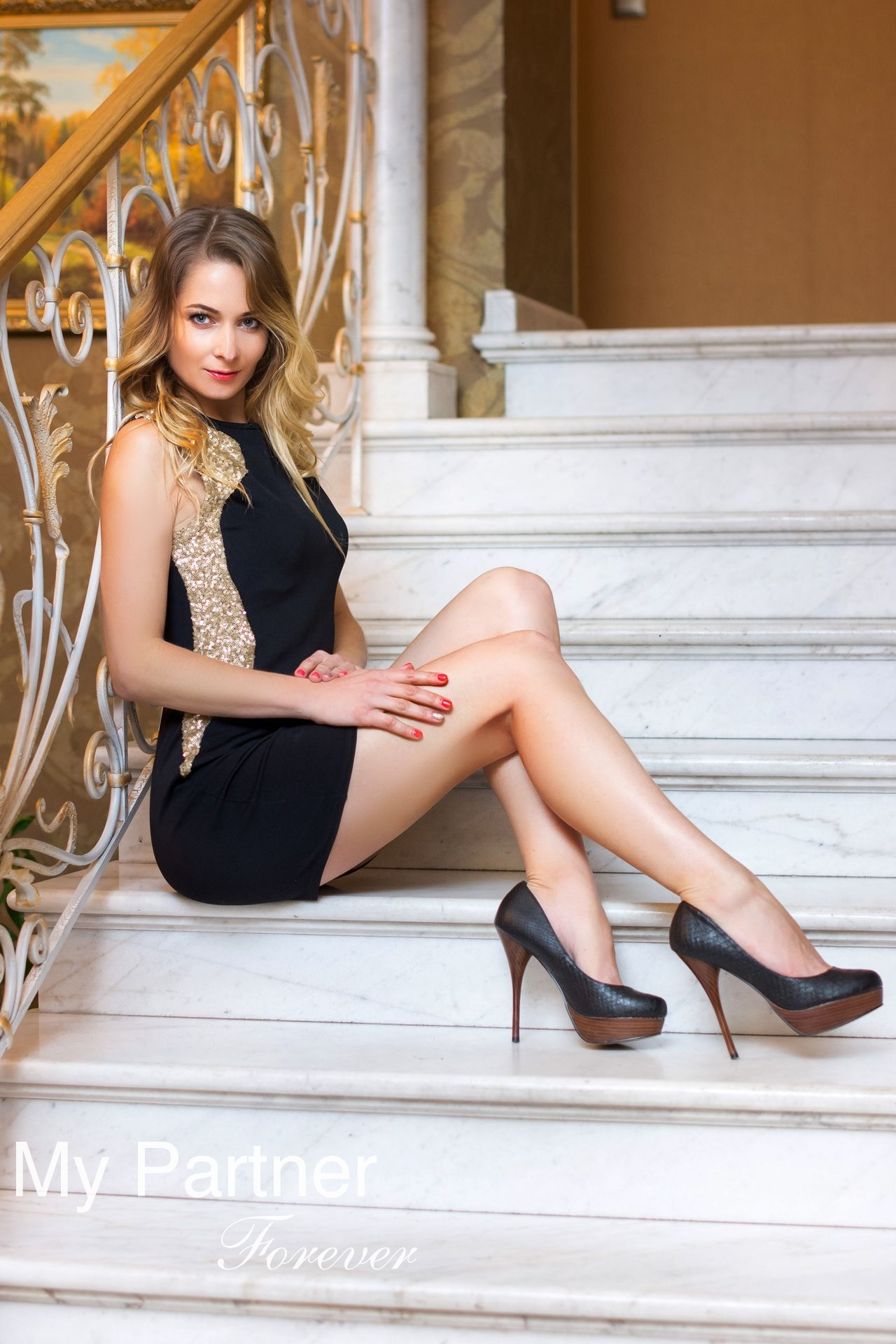 Dating with Gorgeous Ukrainian Girl Elena from Dniepropetrovsk, Ukraine
