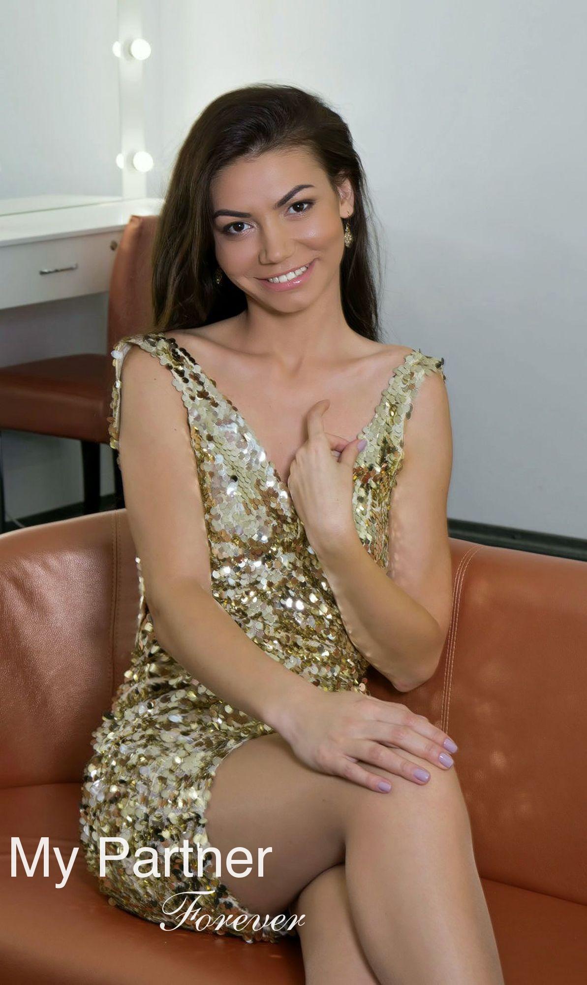 Dating with Gorgeous Ukrainian Girl Irina from Dniepropetrovsk, Ukraine