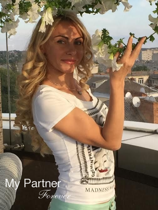 Dating with Gorgeous Ukrainian Woman Taisiya from Vinnitsa, Ukraine