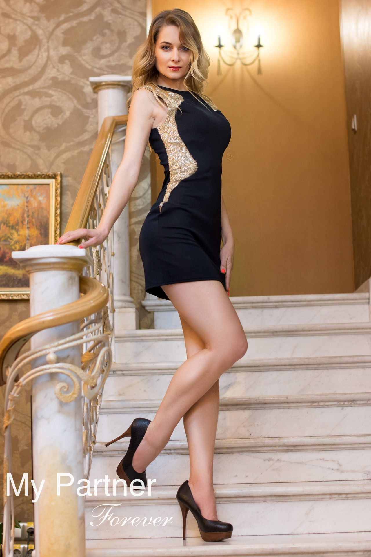 Dating with Pretty Ukrainian Girl Elena from Dniepropetrovsk, Ukraine