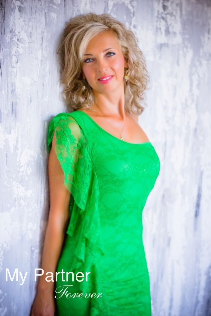 Dating with Pretty Ukrainian Lady Tatiyana from Dniepropetrovsk, Ukraine