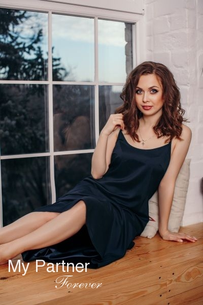 Dating with Russian Woman Ilona from Moscow, Russia