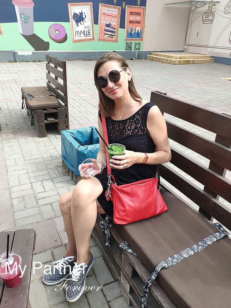 Dating with Sexy Russian Woman Nataliya from Pskov, Russia