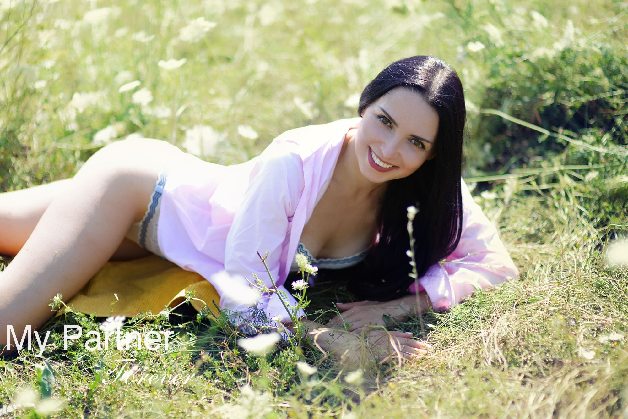 Dating with Sexy Ukrainian Girl Elena from Kharkov, Ukraine
