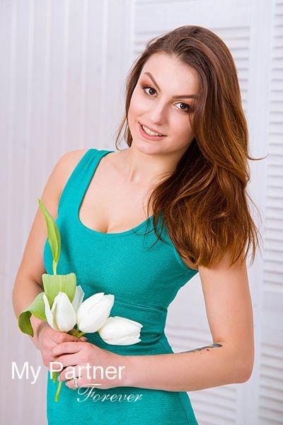 Dating with Sexy Ukrainian Lady Margarita from Zaporozhye, Ukraine
