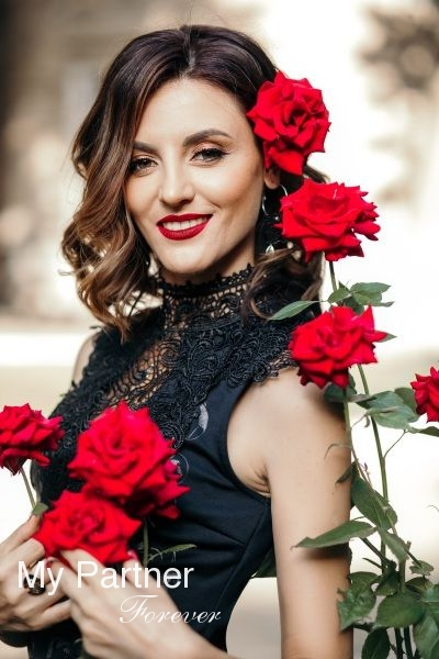 Dating with Single Ukrainian Girl Darya from Zaporozhye, Ukraine