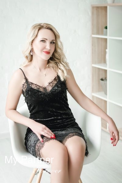 Dating with Single Ukrainian Girl Ekaterina from Zaporozhye, Ukraine