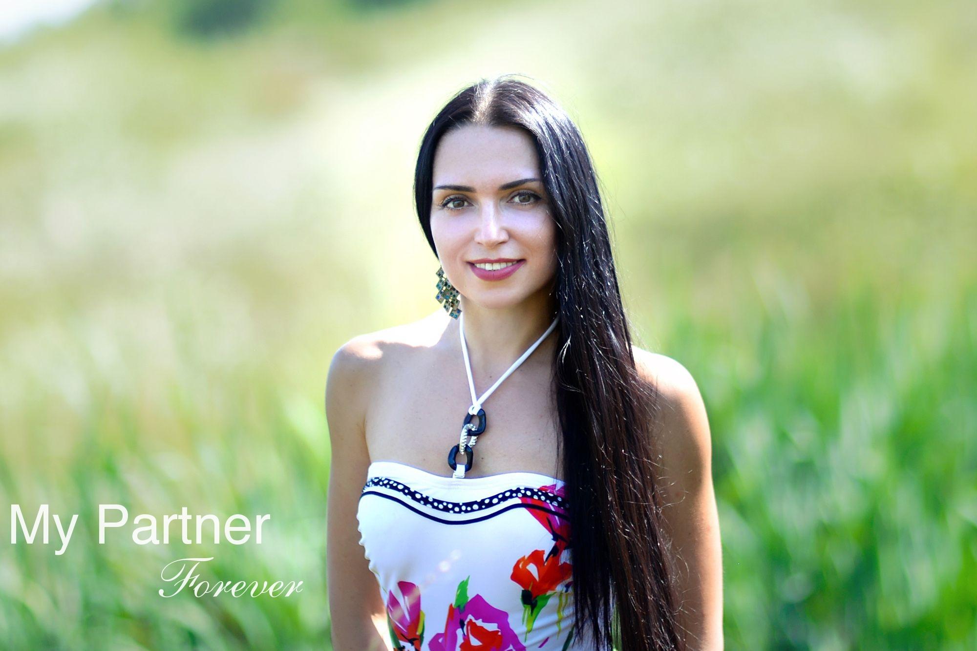 Dating with Single Ukrainian Girl Elena from Kharkov, Ukraine