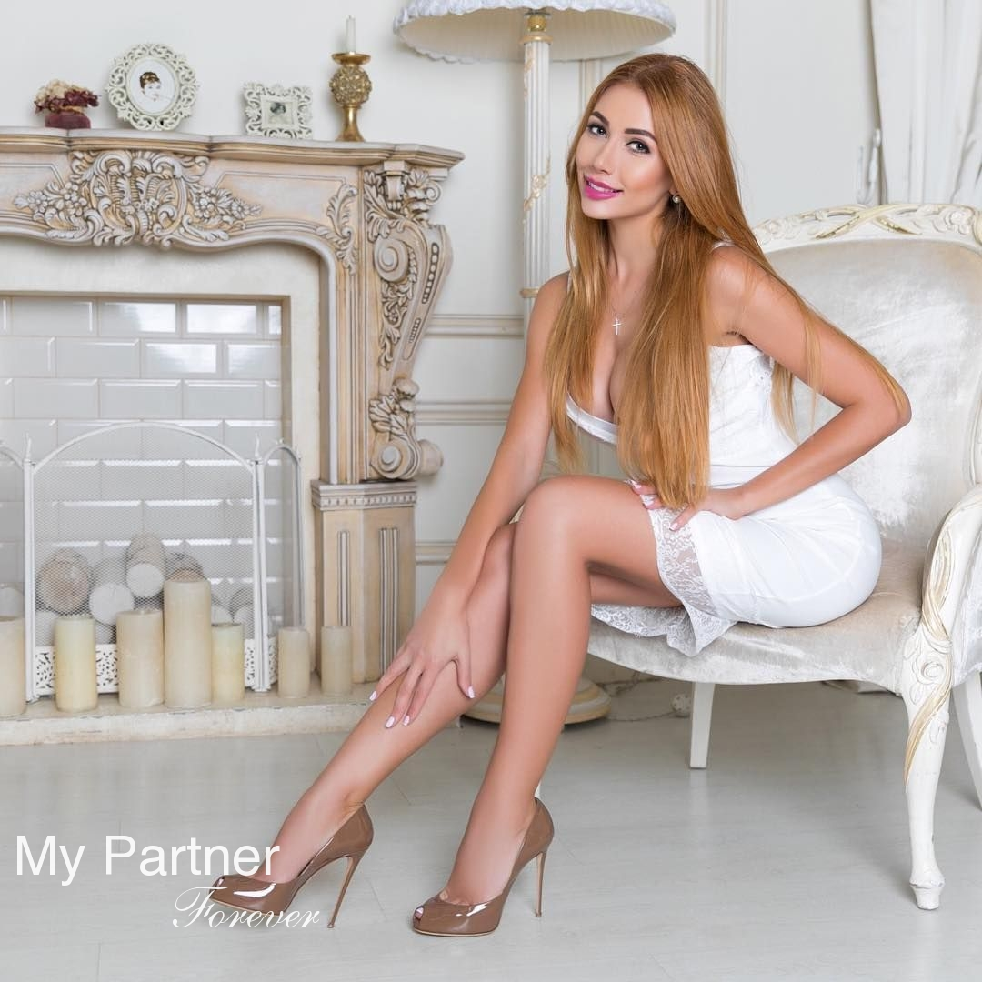 Dating with Single Ukrainian Lady Yuliya from Kiev, Ukraine