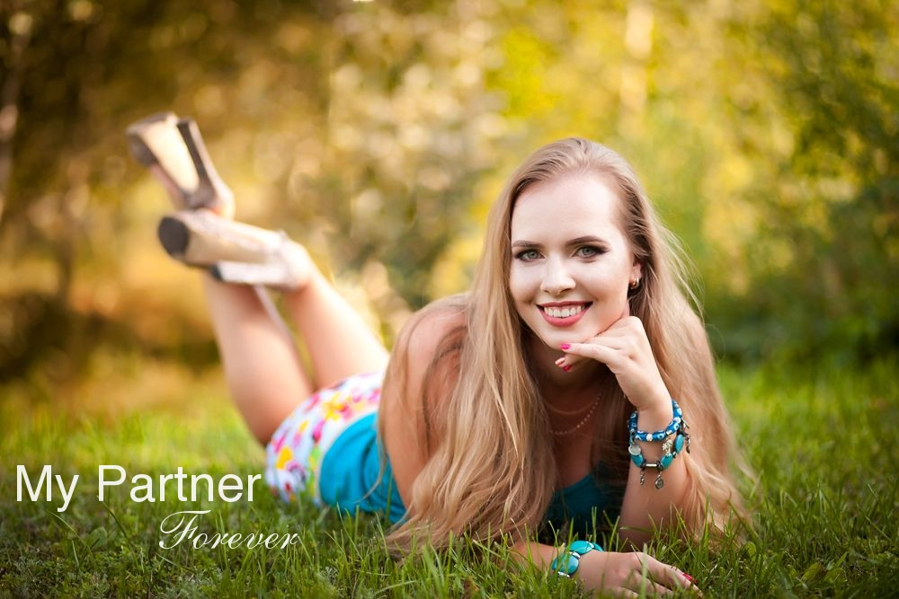 Dating with Stunning Ukrainian Woman Alina from Poltava, Ukraine