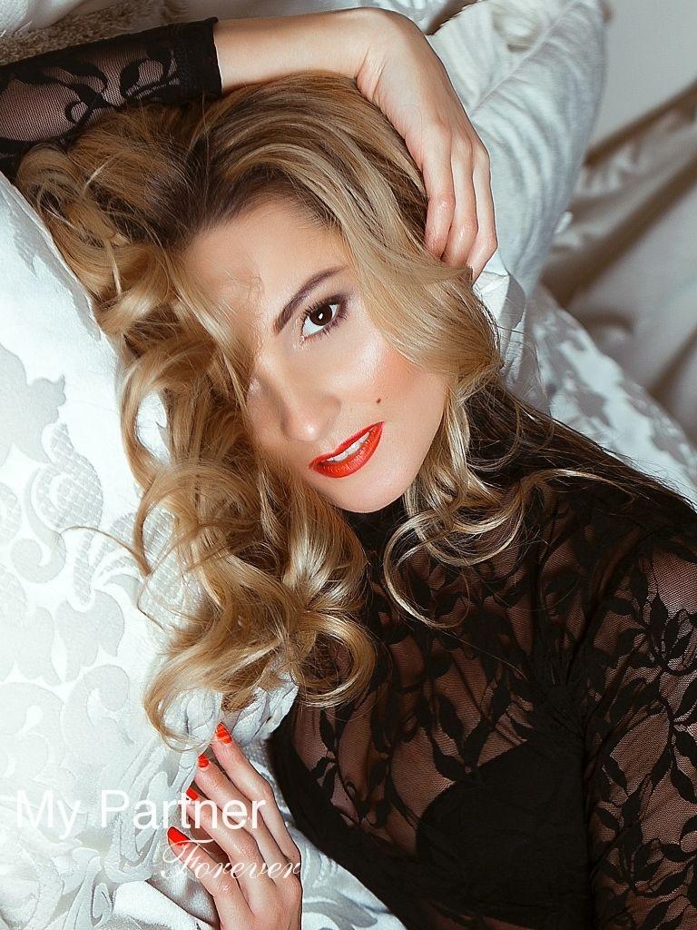 Dating with Stunning Ukrainian Woman Ekaterina from Kiev, Ukraine