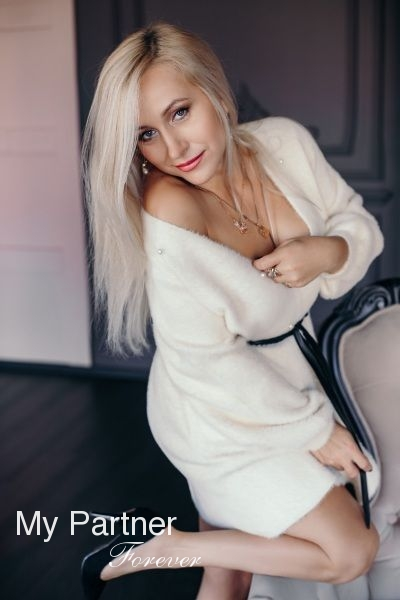 Dating with Ukrainian Girl Oksana from Zaporozhye, Ukraine