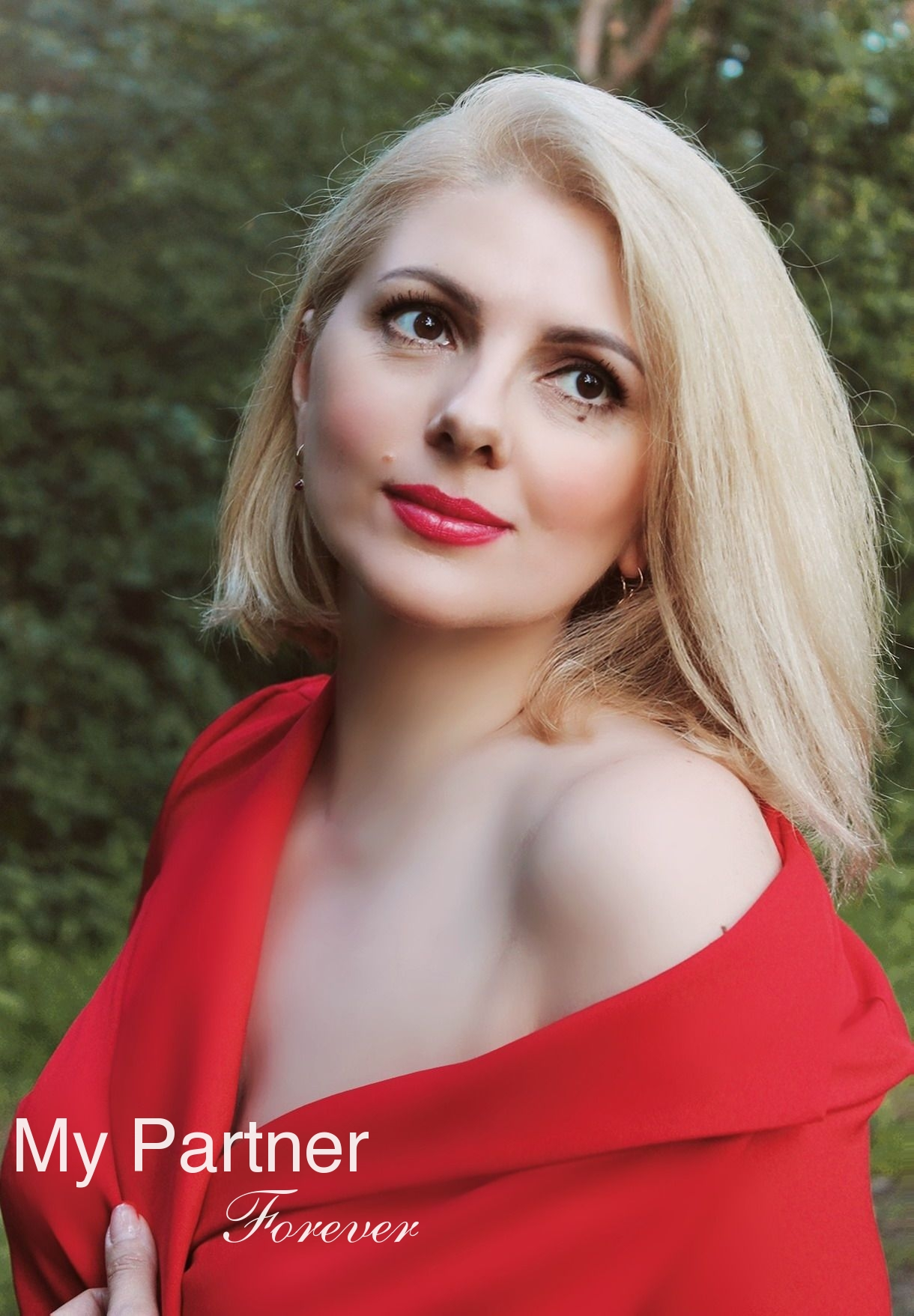 Datingsite to Meet Beautiful Belarusian Lady Alla from Grodno, Belarus