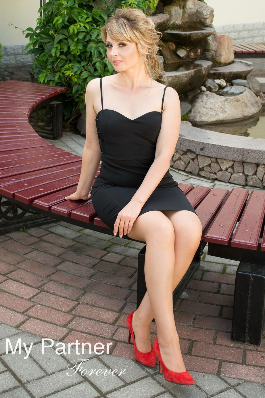 Datingsite to Meet Beautiful Belarusian Woman Olesya from Grodno, Belarus