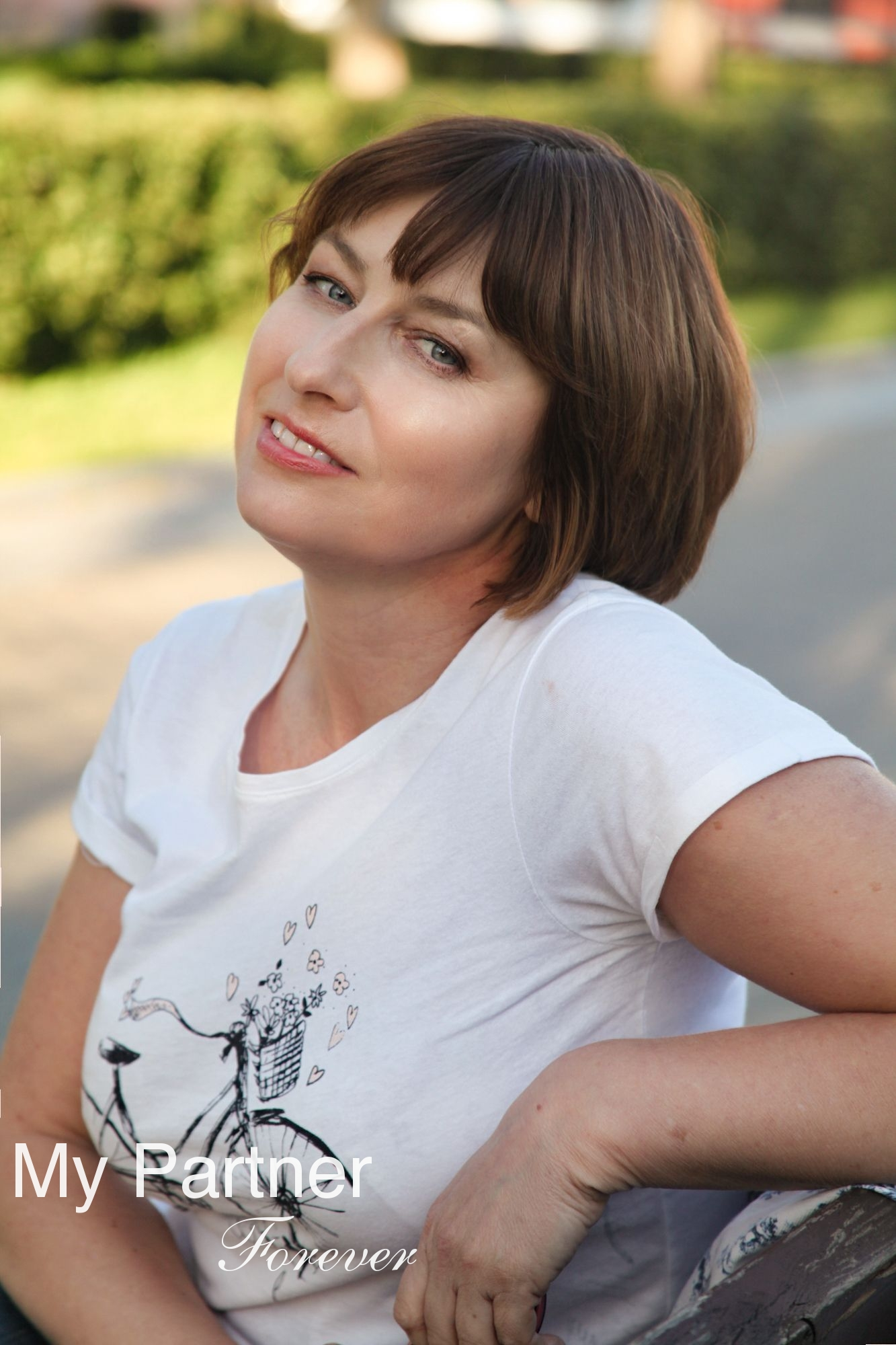 Datingsite to Meet Beautiful Russian Woman Inna from Pskov, Russia