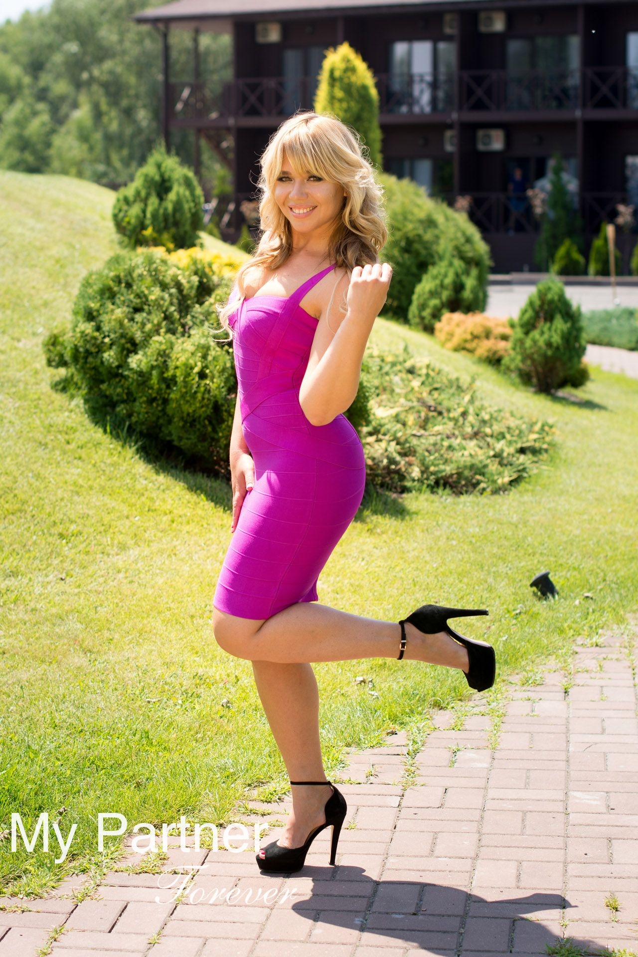 Datingsite to Meet Beautiful Ukrainian Girl Oksana from Dniepropetrovsk, Ukraine