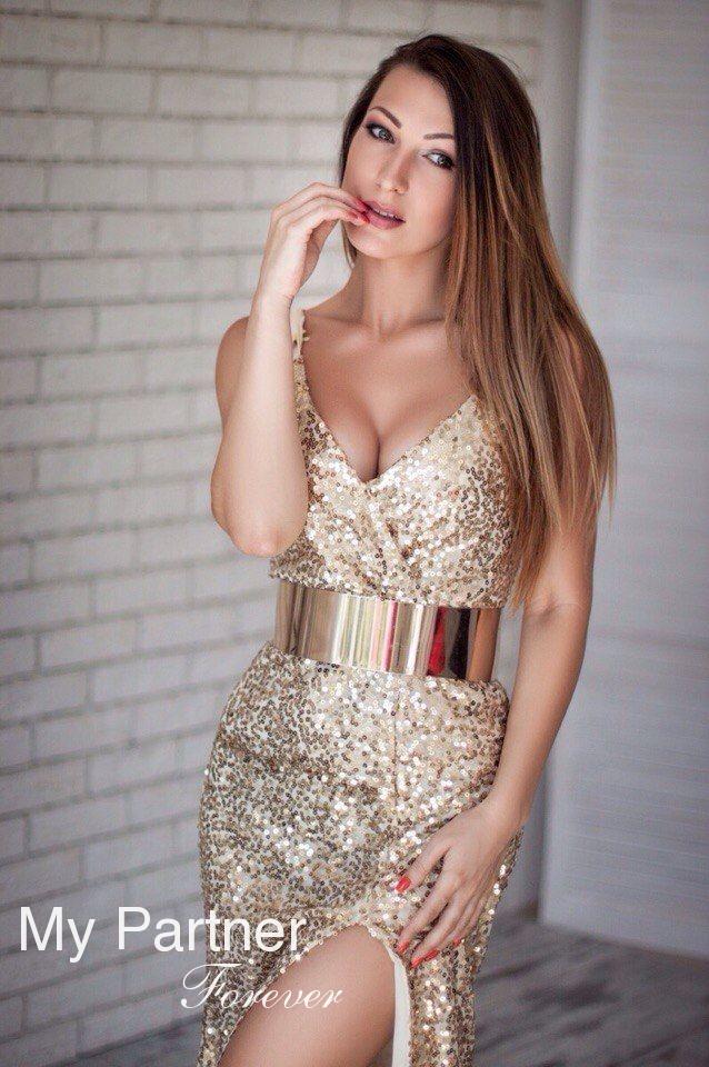 Datingsite to Meet Beautiful Ukrainian Lady Yuliya from Vinnitsa, Ukraine
