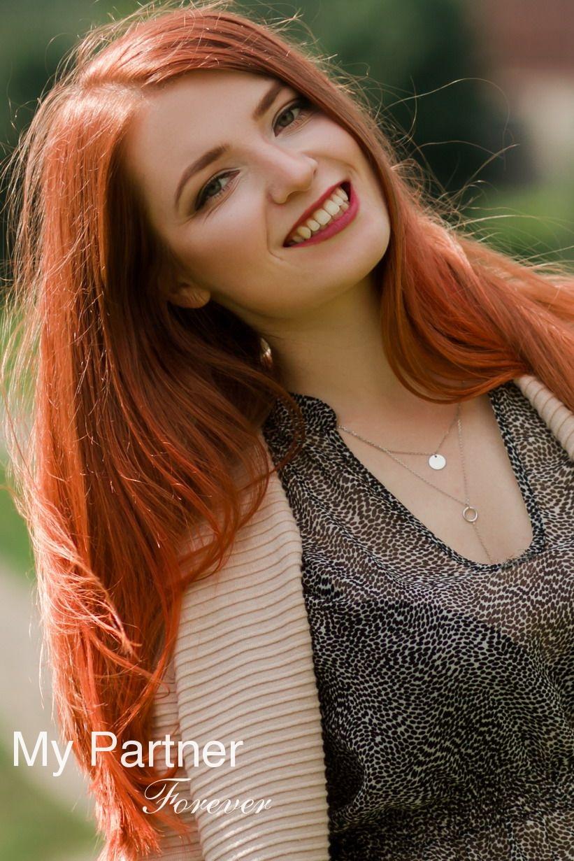 Datingsite to Meet Charming Belarusian Girl Mariya from Grodno, Belarus