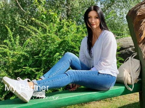Datingsite to Meet Charming Belarusian Lady Irina from Grodno, Belarus