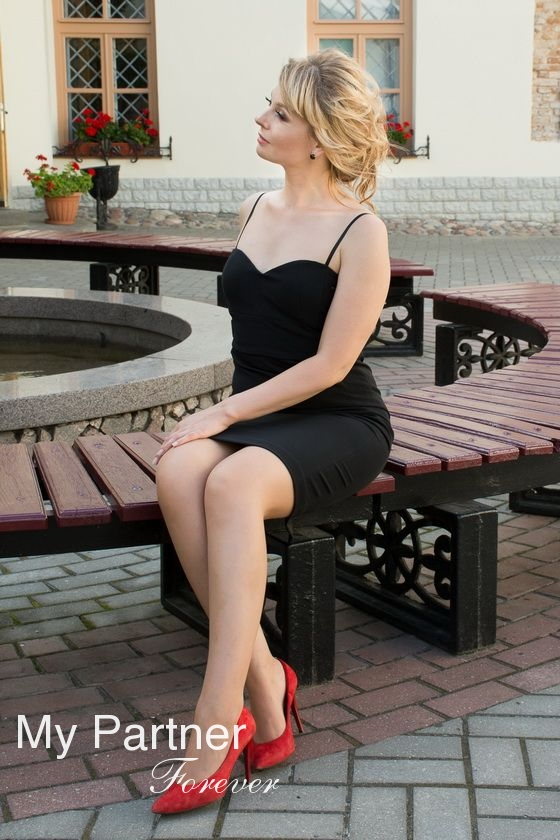 Datingsite to Meet Charming Belarusian Woman Olesya from Grodno, Belarus