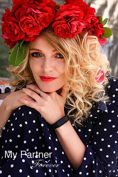 Datingsite to Meet Charming Russian Lady Svetlana from Pskov, Russia