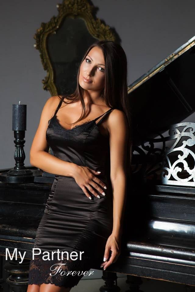 Datingsite to Meet Charming Ukrainian Lady Yuliya from Vinnitsa, Ukraine