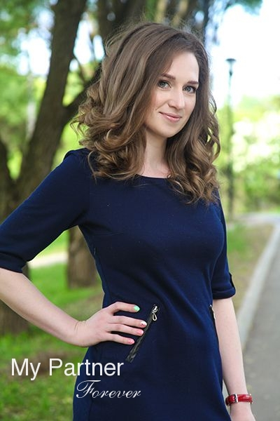 Datingsite to Meet Gorgeous Russian Woman Anastasiya from Pskov, Russia