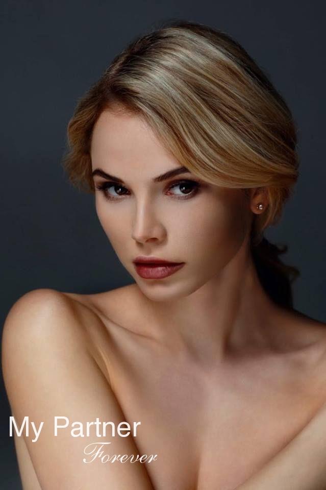 Datingsite to Meet Gorgeous Ukrainian Lady Olga from Kiev, Ukraine