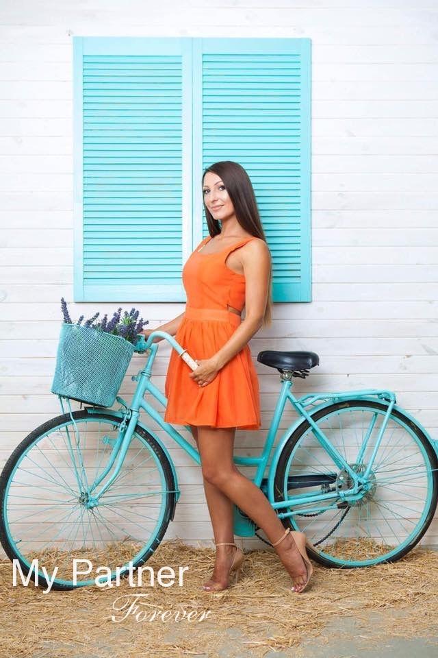 Datingsite to Meet Gorgeous Ukrainian Lady Yuliya from Vinnitsa, Ukraine