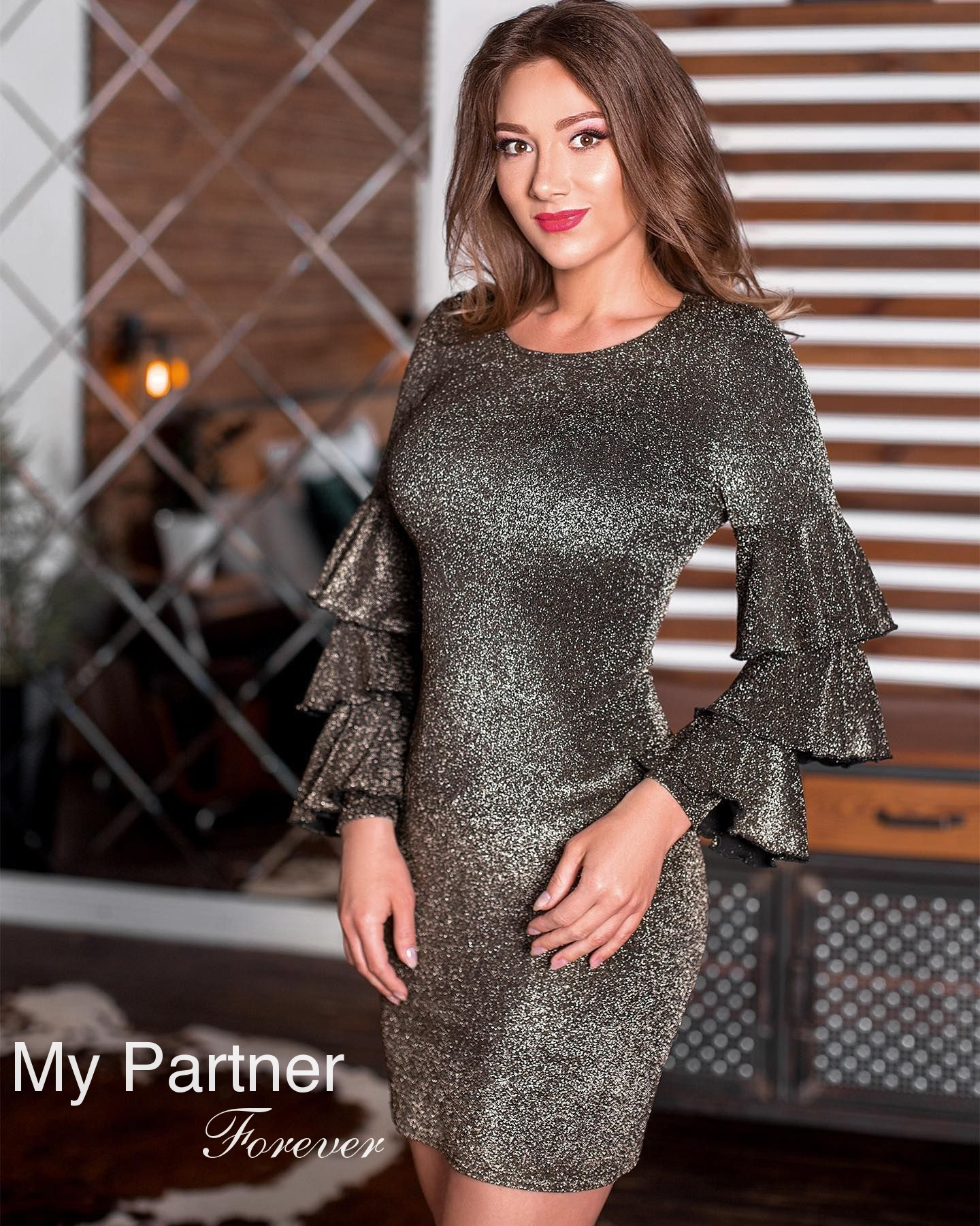 Datingsite to Meet Gorgeous Ukrainian Woman Anna from Kiev, Ukraine
