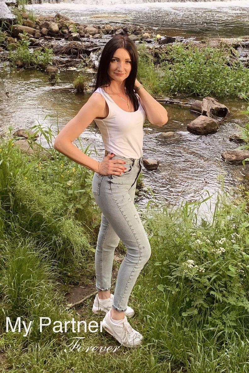 Datingsite to Meet Pretty Belarusian Lady Irina from Grodno, Belarus