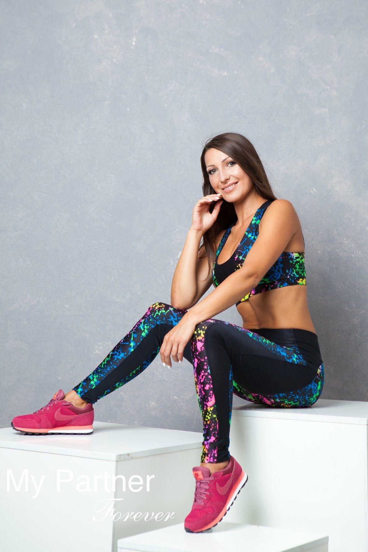 Datingsite to Meet Pretty Ukrainian Lady Yuliya from Vinnitsa, Ukraine