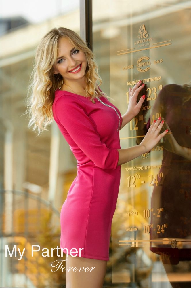 Datingsite to Meet Sexy Ukrainian Girl Alina from Poltava, Ukraine