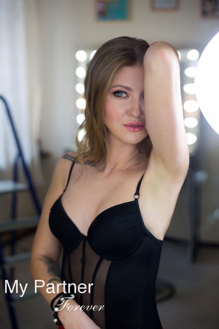 Datingsite to Meet Single Belarusian Woman Anastasiya from Grodno, Belarus