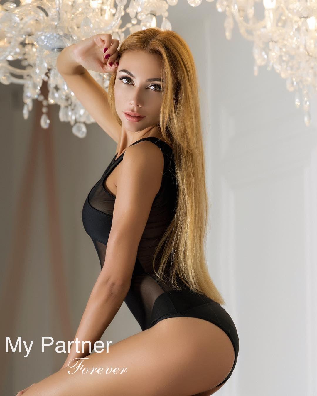 Datingsite to Meet Single Ukrainian Lady Yuliya from Kiev, Ukraine