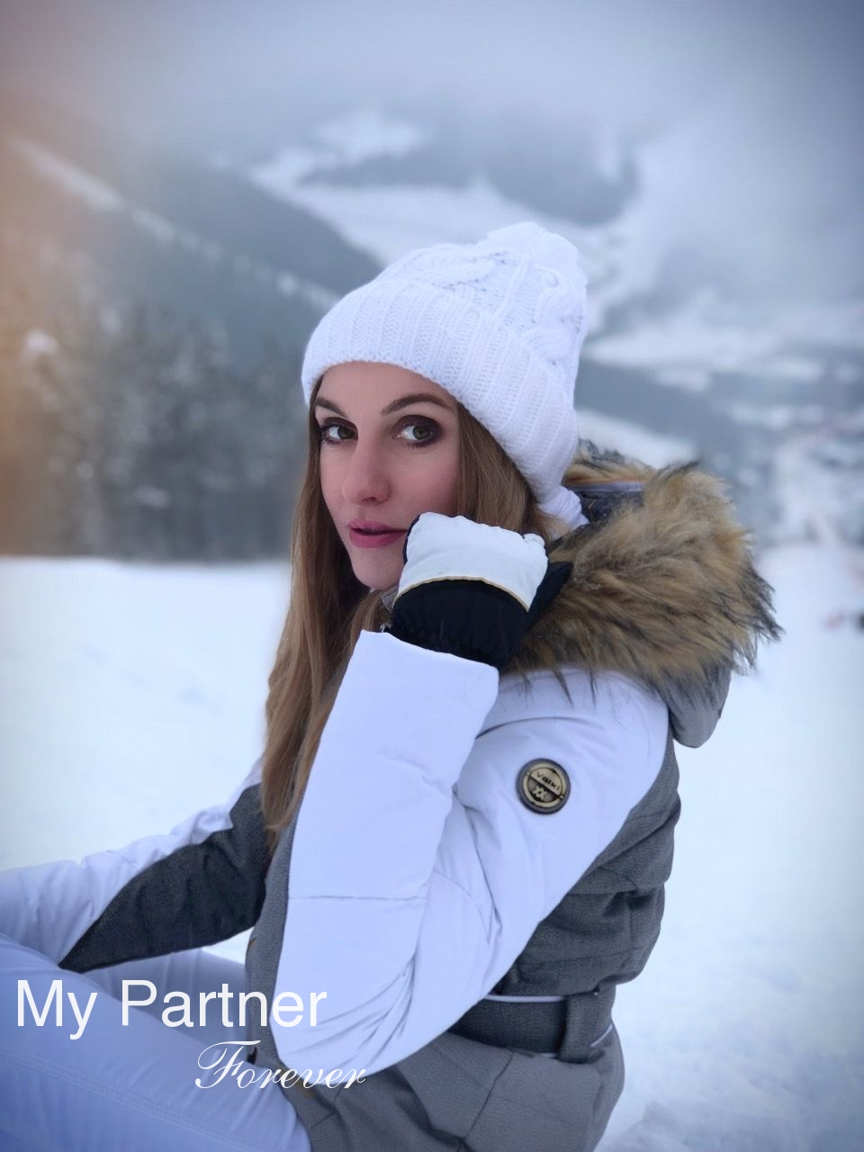 Datingsite to Meet Stunning Ukrainian Girl Elena from Kiev, Ukraine