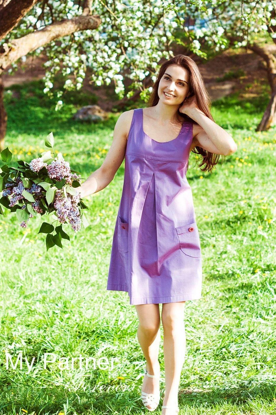 Gorgeous Belarusian Lady Oksana from Grodno, Belarus